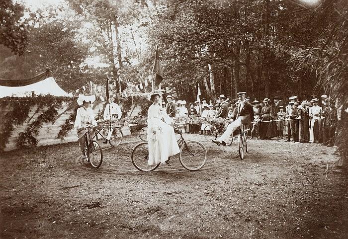 Fahrradreigen