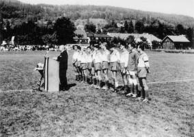 Sportplatzeröffnung 1963