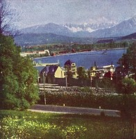 Strandbad Klagenfurt 1942