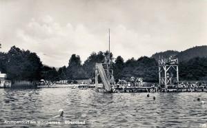 Strandbad Krumpendorf 1931
