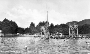 Strandbad Krumpendorf 1929