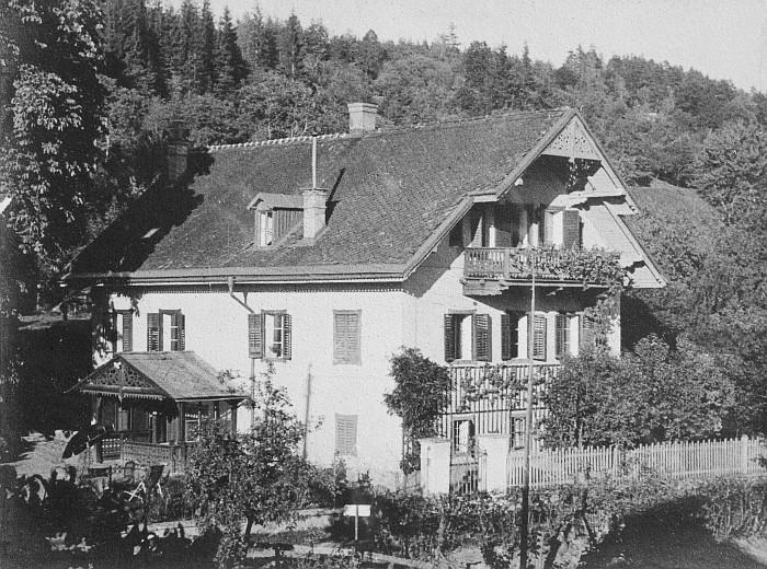 Straußhof 1935