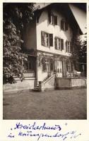 Streicherhaus 1959