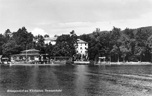 Terrassenhotel 1930er Jahre