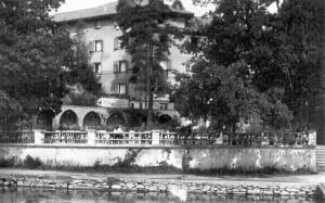 Terrassenhotel 1946