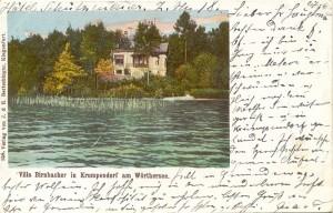 Villa Birnbacher 1904