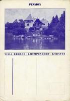 Villa Brosch 1930er Jahre
