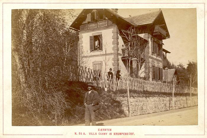 Villa Czerny 1890er