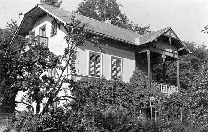 Villa Hainblick 1960