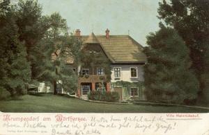 Villa Heinrichshof am Erlachweg in Gurlitsch