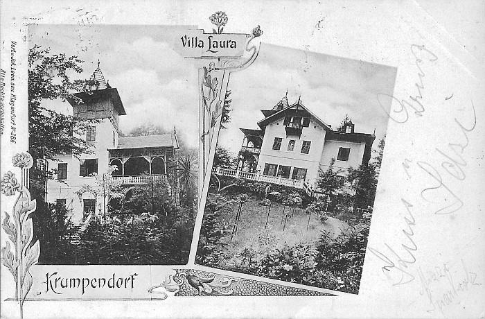 Villa Laura 1903