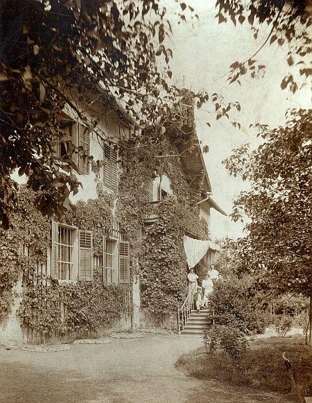 Villa Schindler 1890er