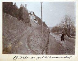 Villa Schubert 1911 Hauptstrasse 78