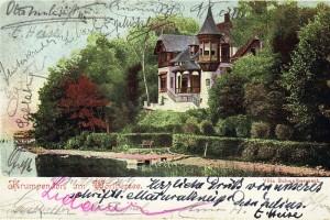 Villa Schwalbennest 1904