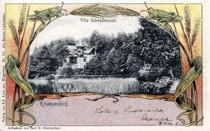 Villa Schwalbennest 1907