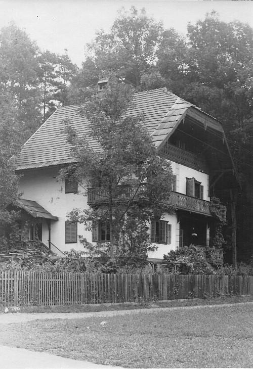 Villa Seeheim 1920er