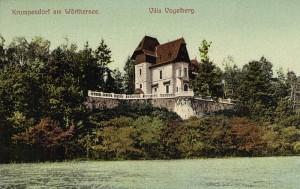 Villa Vogelberg ca. 1915