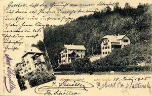 Villen Schöller 1905