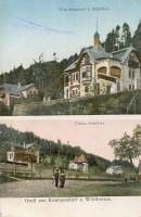 Villen Schubert und Schöller 1909