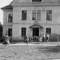 Alte Volksschule 1944