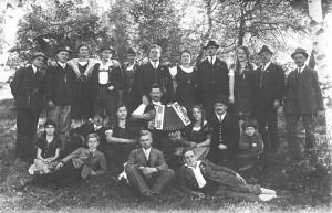Volkstanzgruppe Krumpendorf 1927