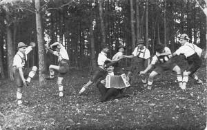 Volkstanzgruppe Krumpendorf 1929