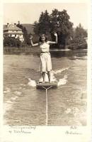 Wellenreiten Bad Stich 1949