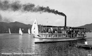 Wörtherseeschiff Krumpendorf 1932