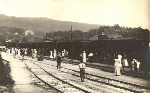 Zugunglück Krumpendorf 1906